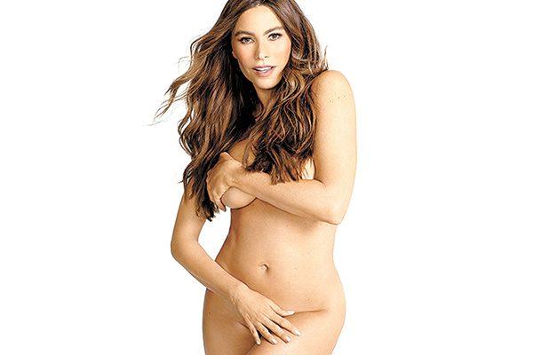 Sofía Vergara se desnuda a los 45