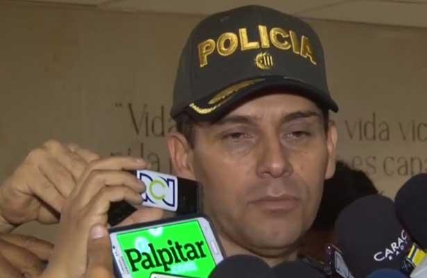 Salen ilesos tras fallar atentado contra 35 policías en Colombia