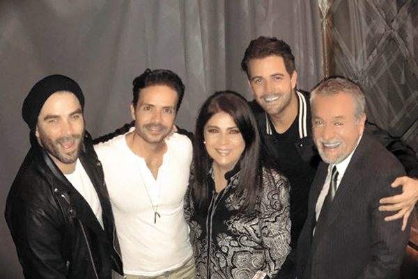 Regresa Victoria Ruffo a las telenovelas