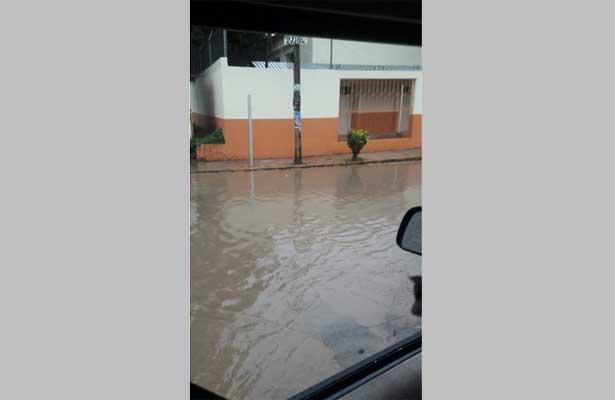 Se inunda Tulancingo