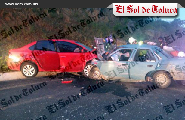 Encontronazo en carretera deja cuatro muertos