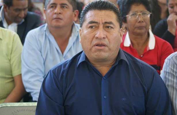 Asesinan a balazos a un alcalde en Puebla
