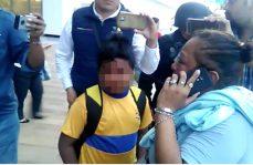 Toman de rehén a niño en asalto a joyería en Tampico