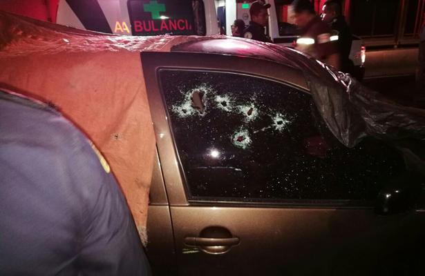 Asesinan a balazos a mujer en Aragón