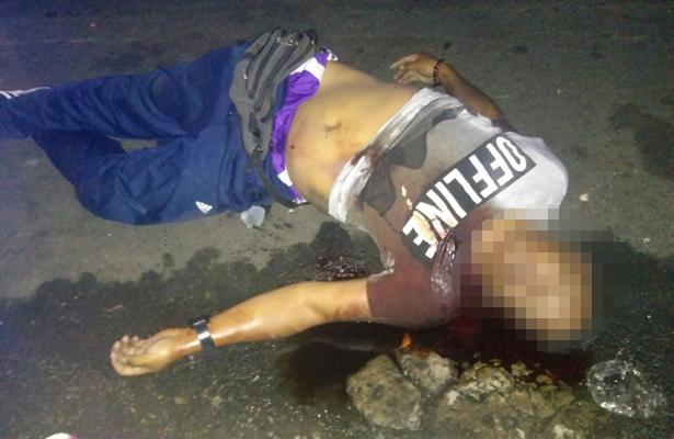 Asesinan a presunto integrante de banda delictiva en Neza
