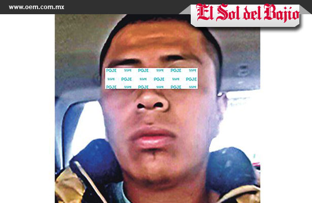 Cae presunto asesino en Guanajuato