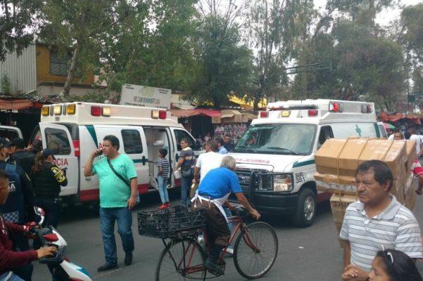 Tiroteo en Tepito deja al menos ocho lesionados