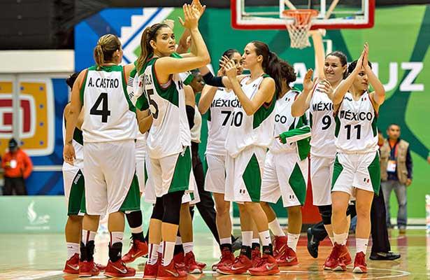México buscará regresar al Campeonato Mundial de Baloncesto Femenil