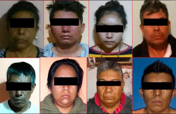 Policía Federal detiene a una de presunta red de trata de personas en Tlaxcala