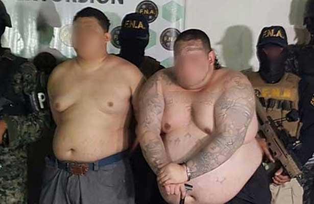 """Capturan a líder de """"Barrio 18"""" en Honduras"""