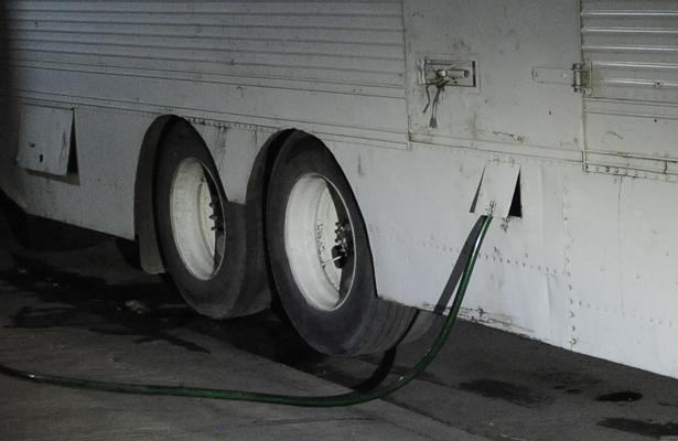 Cargamento de hidrocarburo robado que salió de Veracruz fue incautado en CDMX