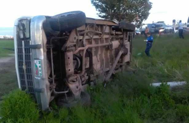 Conductor se queda dormido y mata a cinco personas