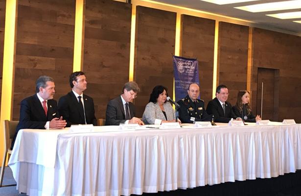 Firman convenio de colaboración Consejo Ciudadano y Canacope para fomentar cultura de la denuncia