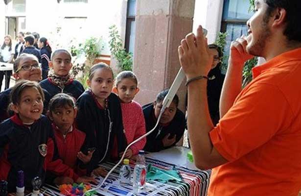 Llevan ciencia de calidad a las calles de México
