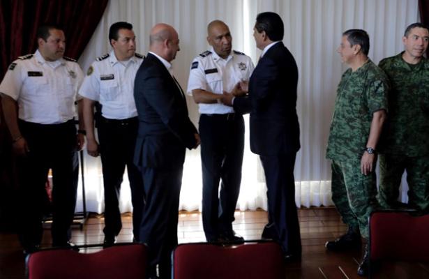 CNS designa Nuevo Coordinador Estatal de la PF en Michoacán