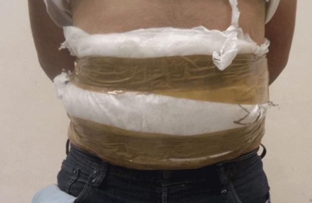 Mexicanos con 4.4 kilos de cocaína son detenidos en Costa Rica