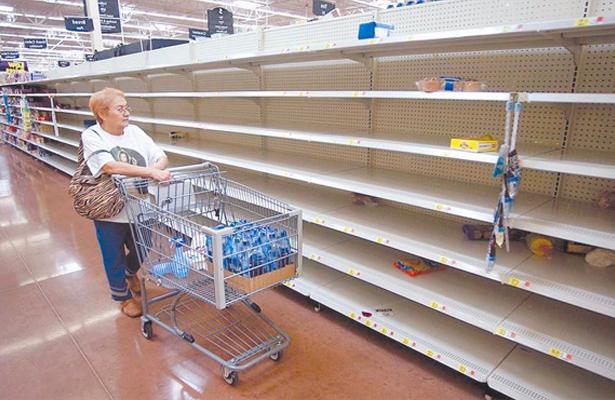 Crisis económica en Venezuela, peor que la Gran Depresión