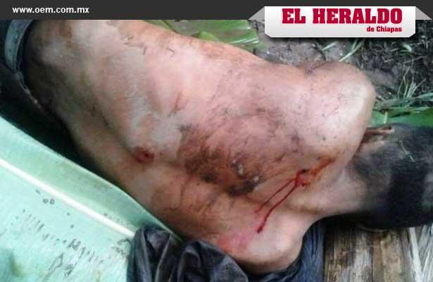 Lo balean al intentar robar árboles de rambután, en Chiapas