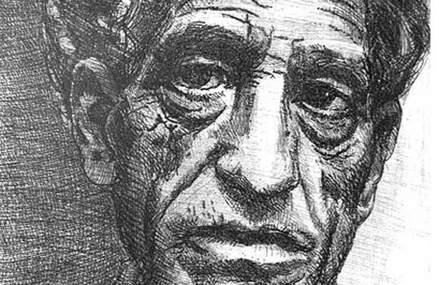 Descubren dibujos de Giacometti en tienda de antigüedades de Londres