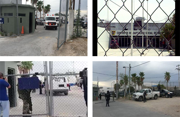 Aumenta a 9 la cifra de muertos por riña en el penal de Reynosa