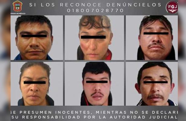 Arrestan a seis personas implicadas por secuestro