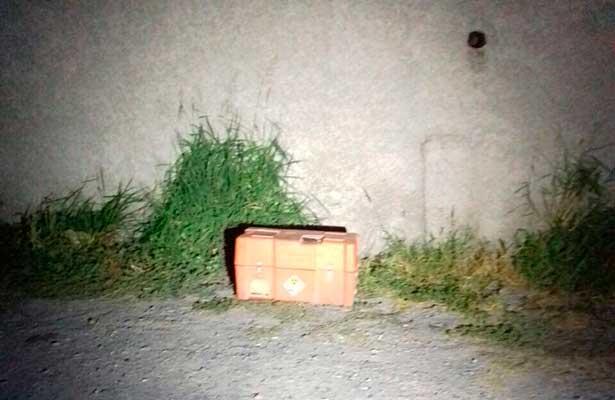 Encuentran fuente radioactiva robada en NL