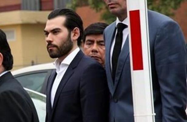 Sale de prisión Padrés Dagnino, hijo del ex gobernador de Sonora