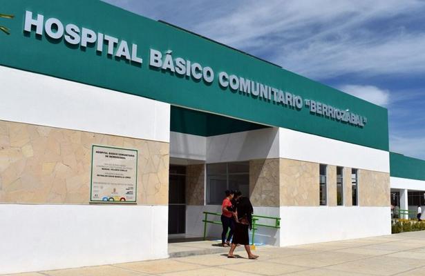 Nuevo hospital básico comunitario de Berriozábal registra su primer nacimiento