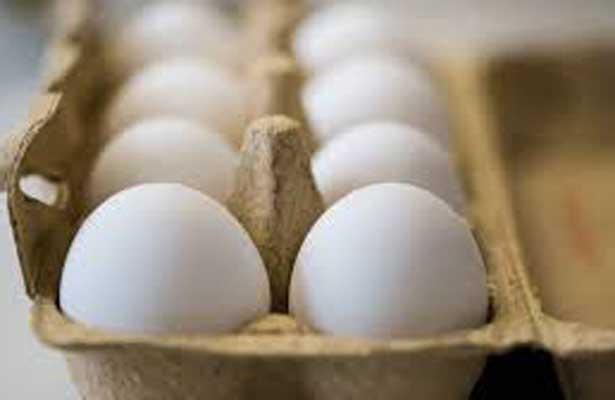 Huevos contaminados llegan a Francia