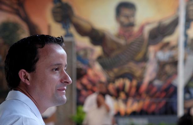 Con justicia y ley, México es líder en productos agroalimentarios: Mikel Arriola