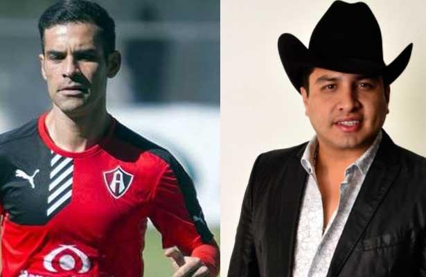 EU acusa a Rafa Márquez y Julión Álvarez de nexos con el narco