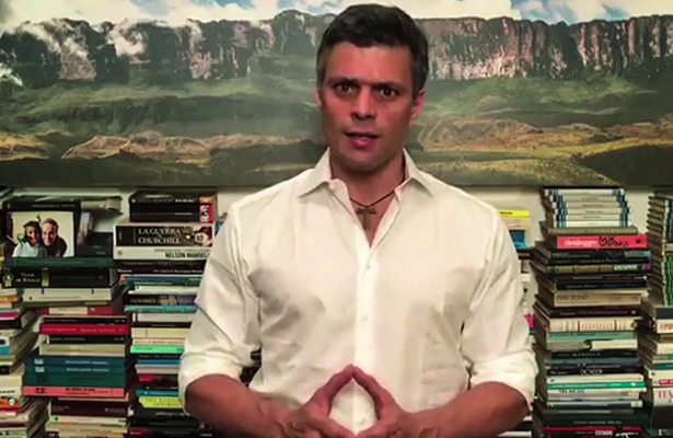 "Exigen ""inmediata liberación"" de Leopoldo López"