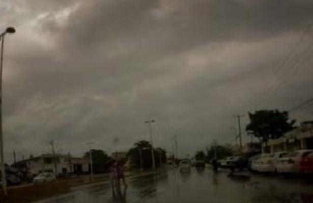 Predominarán fuertes lluvias en mayor parte del país