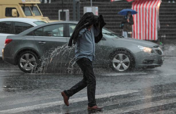Lluvias y bajas temperaturas azotarán la mitad del país