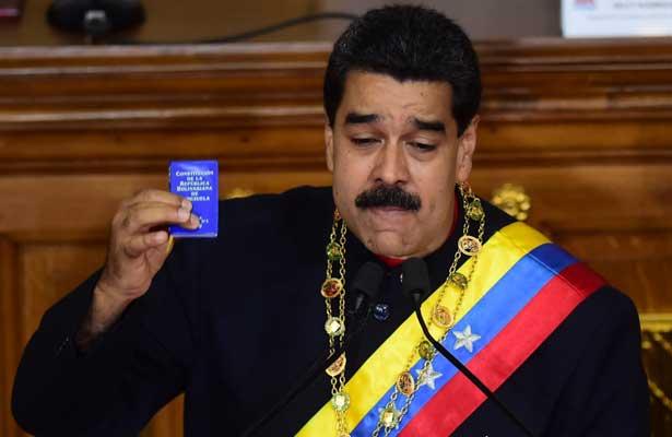 Maduro es un dictador: EUA