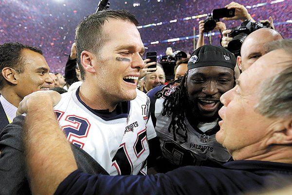 Tom Brady ¡Feliz Cumpleaños!
