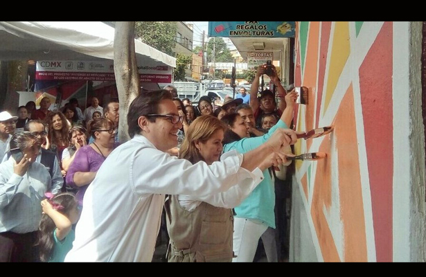 Inicia programa para pintar fachadas de mercados públicos capitalinos