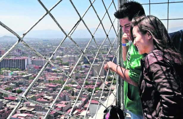 Miradores, lugares ideales para apreciar la capital desde lo alto