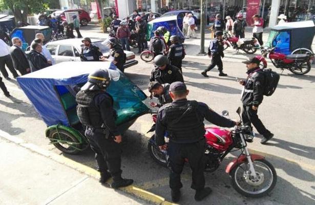 Se deben de regular mototaxis: Diputados