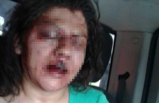 A punto de ser linchada por robo a casa en Tlalpan