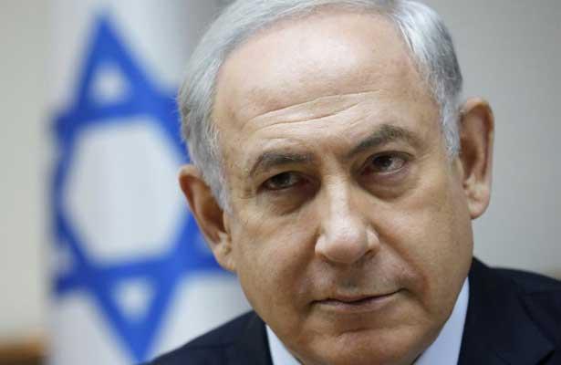Netanyahu pone la primera piedra para ampliar colonia judía