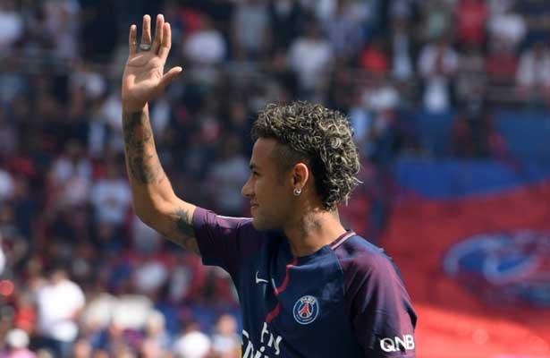 "Llegué al PSG hacer historia"": Neymar"