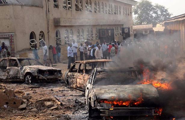 Tiroteo en iglesia de Nigeria deja once muertos