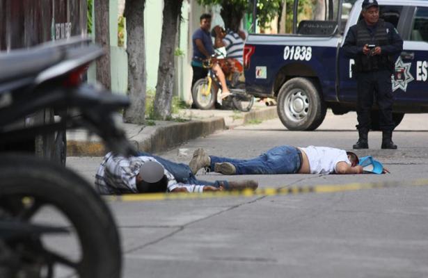 Sábado sangriento en Oaxaca, deja seis muertos