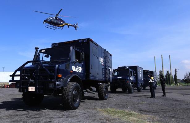 Suspenden ocho establecimientos por venta irregular de autopartes, en Tláhuac