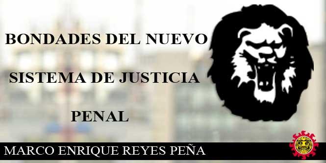 Bondades del Nuevo Sistema de Justicia Penal