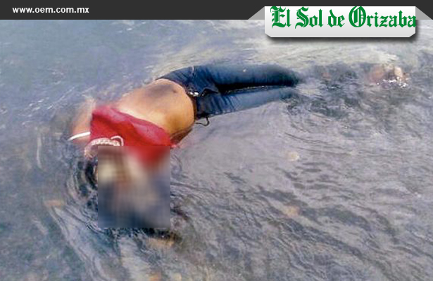 Mujer asesinada y aventada al Río en Veracruz