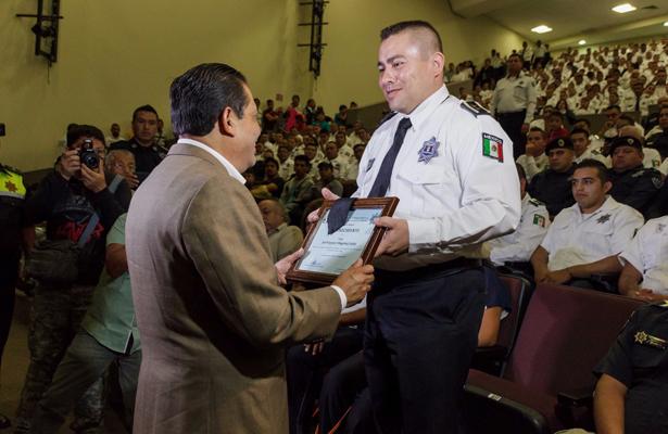 Gobierno de Nezahualcóyotl evaluará a la policía municipal: Alcalde