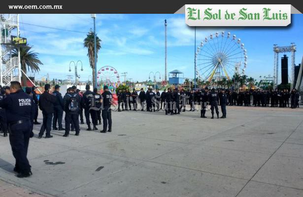 Tienen miedo a manifestación policiáca y cancelan Pase de Revista