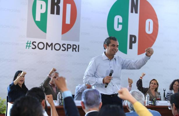 Propone Ochoa Reza construir un programa convincente para la ciudadanía